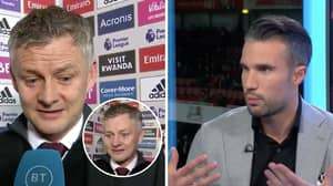 Robin Van Persie Says Paul Pogba Situation Is 'Mysterious' After Ole Gunnar Solskjaer's Interview