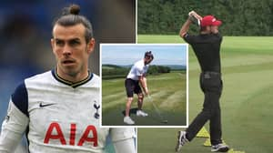 Gareth Bale's Agent Has Responded To Rumours He Will Retire To Become A Pro Golfer