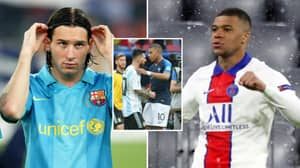 Fan Creates Thread Proving That Kylian Mbappe Is Better Than Lionel Messi At 22