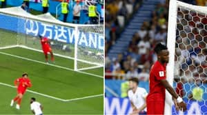Axel Witsel Produces Hilarious Tweet After Michy Batshuayi Smacks The Ball In His Own Face