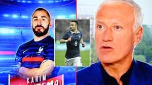 Mathieu Valbuena Responds To Karim Benzema's Euro 2020 France Recall
