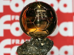 The Latest Ballon d'Or Nominees Have Been Unveiled