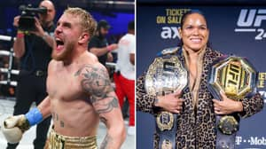 Jake Paul Turns Down Amanda Nunes Fight And Says 'No-one Knows Who She Is'