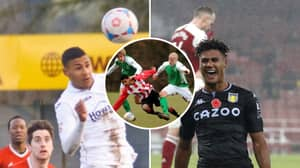 Ollie Watkins' Incredible Journey From Sweeping Changing Rooms To England International