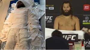 Jorge Masvidal Strips Naked To Make Weight For UFC 251 Fight Against Kamaru Usman
