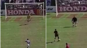 MLS Penalties In The 90s Were The Best Thing Ever