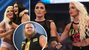 Otis Fully Backs Mandy Rose Vs Sonya Deville To Be 'One Of Those Big Top WWE Matches'