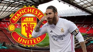 Manchester United Are 'Considering' A Two-Year Contract For Sergio Ramos
