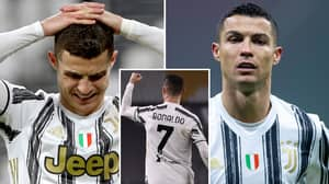 Juventus Superstar Cristiano Ronaldo Is A 'Big Problem And Not The Player He Was Four Years Ago'