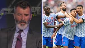 Roy Keane Breaks Character With Rare Show Of Support For Manchester United Player