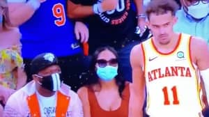 New York Knicks Ban The Fan Who Spat On Trae Young During A Game
