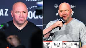UFC President Dana White Has Revealed His Favourite UFC Knockout Of All Time