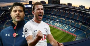 Rivaldo Says Pochettino Should Move To Real Madrid And Take Kane With Him