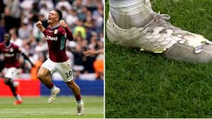 The Story Behind Jack Grealish's Knackered Boots For The Play-Off Final