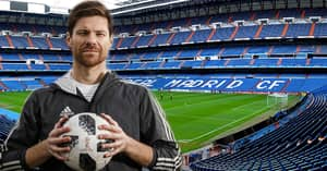 Xabi Alonso Is Now A Coach At Real Madrid