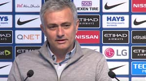WATCH: Jose Mourinho Jokes He Might Have To Play Centre-Back For United