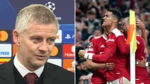 Ole Gunnar Solskjaer Says Man United Outcast Could Return To The Club
