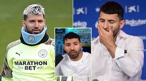 Sergio Aguero Pinpoints The One Aspect Man City Do Better Than Barca And It's Very Telling