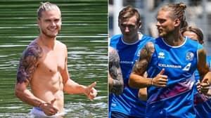 Iceland Player Rúrik Gíslason Has Already Gained 330,000 Instagram Followers During World Cup