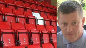 Season Ticket Holder PC Keith Palmer Remembered In Touching Tribute At Charlton