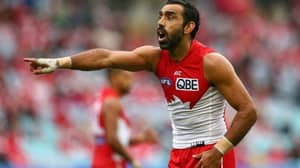 Adam Goodes Rejects 'Unanimous' Nomination To Be Inducted Into AFL's Hall Of Fame