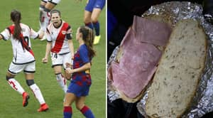 Spanish Women's Team Complain After Club Give Them Ham Sandwiches As Post-Match Meal