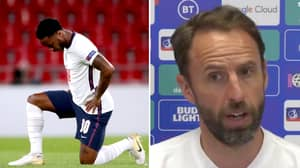 Gareth Southgate Confirms England Will Continue To Take A Knee Before Games