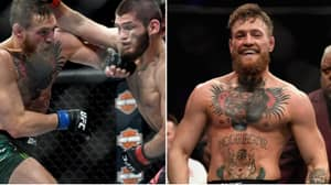 'Khabib Nurmagomedov Is Worried About Conor McGregor Getting Better And Beating Him'