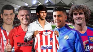 Atletico Madrid's Net Spend This Summer Is More Than £60 Million After Huge Player Turnover