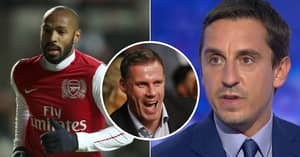 Jamie Carragher Names His 'Ultimate' Manchester United And Arsenal Combined XI