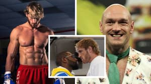 Logan Paul Says Tyson Fury Offered To Fight Him After His Floyd Mayweather Bout