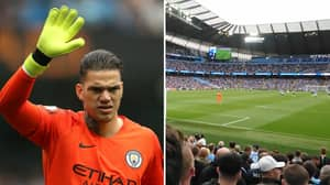 Manchester City Fans Have A Brilliant Oasis Song For Ederson