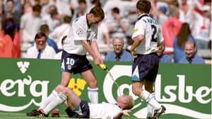 On This Day: Gazza's Gem Of A Goal Against Scotland