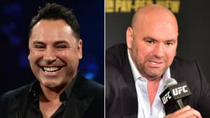 Oscar De La Hoya Challenges Dana White To Fight, He Accepts Under One Condition