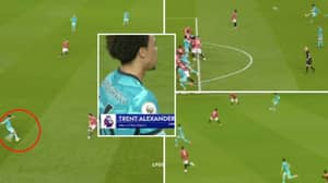 Trent Alexander-Arnold's Immaculate Highlights Prove He's Still England's Best Right-Back