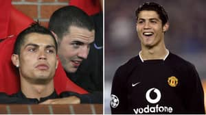John O'Shea 'Needed Oxygen' After Coming Up Against Cristiano Ronaldo In 2003