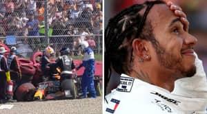 Max Verstappen Slams 'Disrespectful' And 'Dangerous' Lewis Hamilton After 180MPH Crash