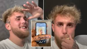 Jake Paul Absolutely Rips Into Tyron Woodley For Getting Tattoo, He's Finished Him