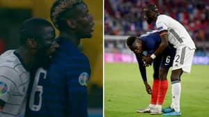 Antonio Rudiger Denies He Bit Paul Pogba During Euro 2020 Clash