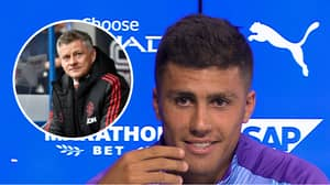 """Rodri: """"Manchester Is Becoming More Blue"""""""