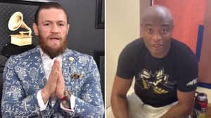 What Anderson Silva Is Doing To Ensure A Fight With Conor McGregor Is Possible