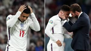 Jadon Sancho Speaks Out For First Time Since Euros Final With A Powerful Message