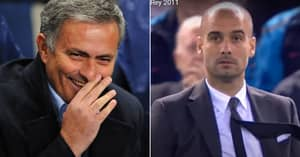 Jose Mourinho Remains The Only Manager To Beat Pep Guardiola In A Final