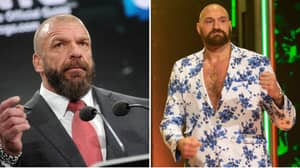 Triple H Says 'Doors Are Open' Both Sides For Tyson Fury WWE Return