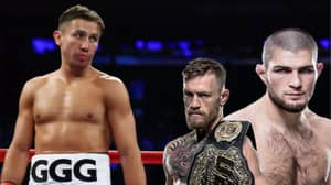 Gennady Golovkin Claims He's Ready For 'Two-Fight Series' Against Conor McGregor And Khabib