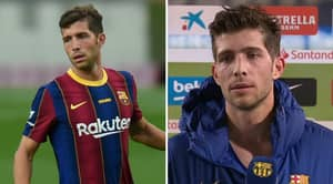 Barcelona Player Tested Positive For Covid 26 Times Before Overcoming Virus