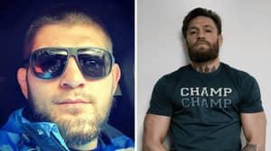 Khabib Nurmagomedov Takes Thinly Veiled Digs At Conor McGregor