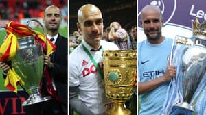 Manchester City Boss Pep Guardiola Named The Best Manager In The World