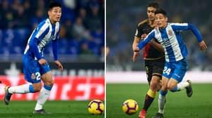 Chinese Star We Lei Already Has Espanyol's Highest Shirt Sales