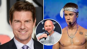 Dana White Confirms Interest In Hosting Tom Cruise Vs Justin Bieber Inside UFC Octagon